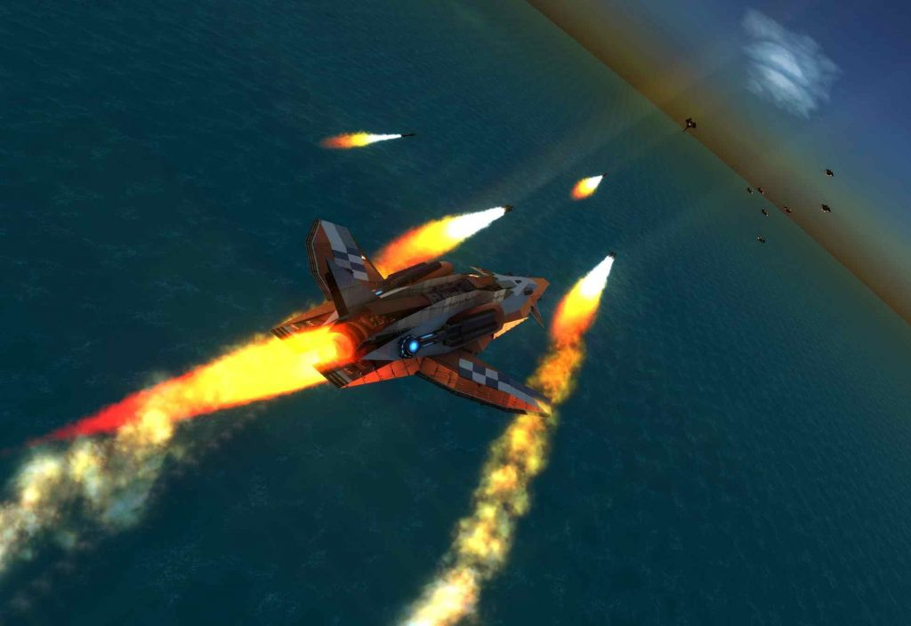 Missiles – From The Depths